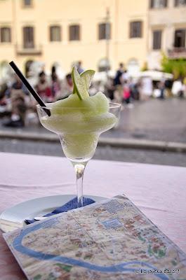Rome -granite al limone