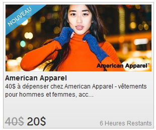Coupon american work apparel