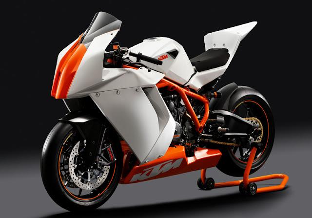 KTM RC390 RC200 RC125 India