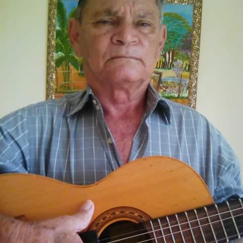POETA  CHICO GUEDES  O REI  DA POESIA  POPULAR  DE MESA  E  DE IMPROVISO  CAJAZEIRAS PB