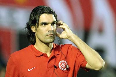 Fernandão ex-jogador atacante do Inter