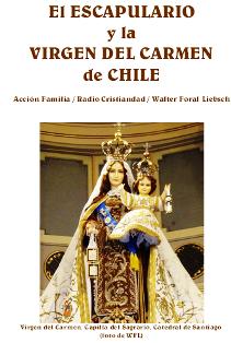 EL ESCAPULARIO DE LA VIRGEN DEL CARMEN DE CHILE