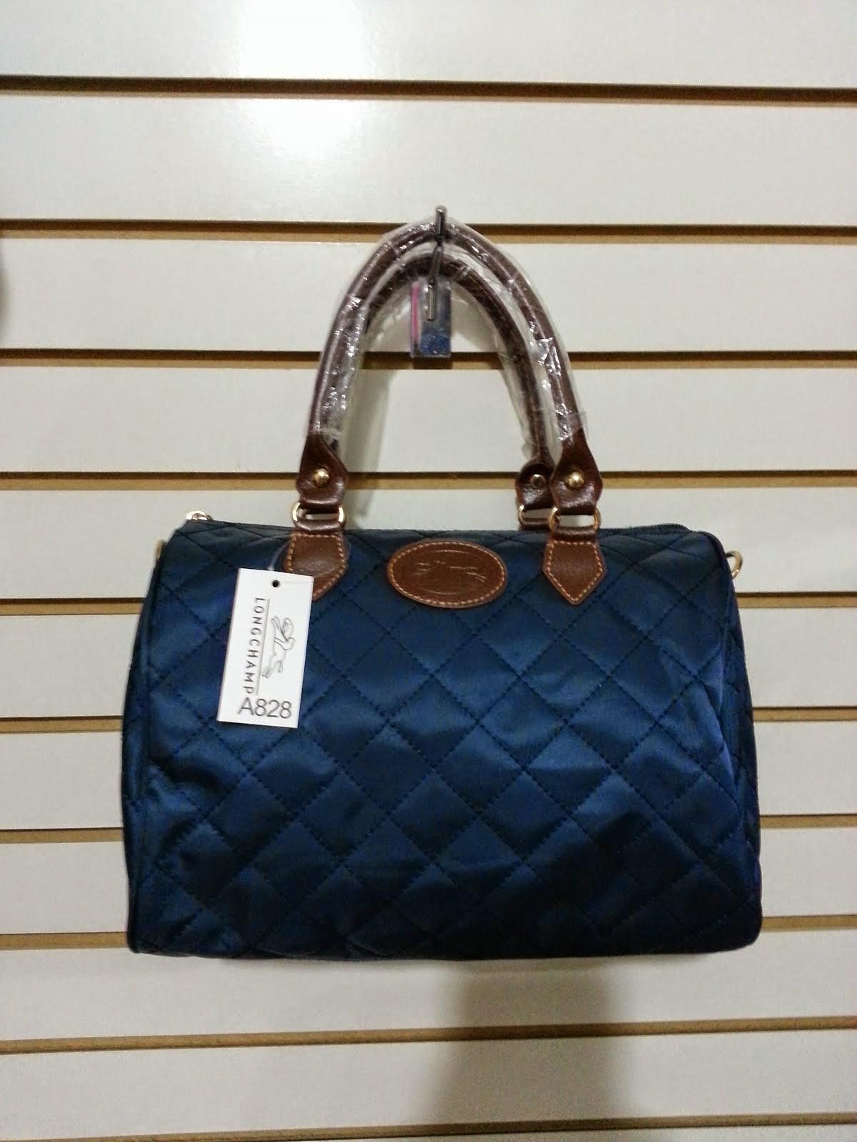 CARTERA LONCHANG BAUL a828 azul
