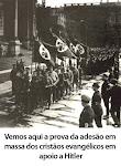 PARADA DOS PROTESTANTES NAZISTAS