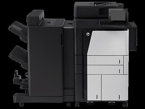 HP LaserJet M830z