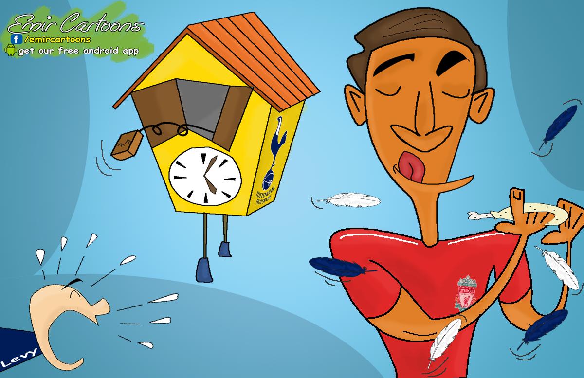 Suarez,Suarez cartoons,Suarez funny, Liverpool ,Liverpool  suarez,Tottenham, emir balkan cartoons, omar momani cartoons, fudbal,karikature, karikatura dana,