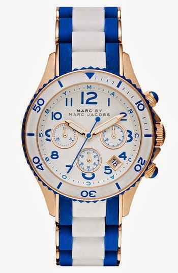 The Most Beautiful Blue And White Watch