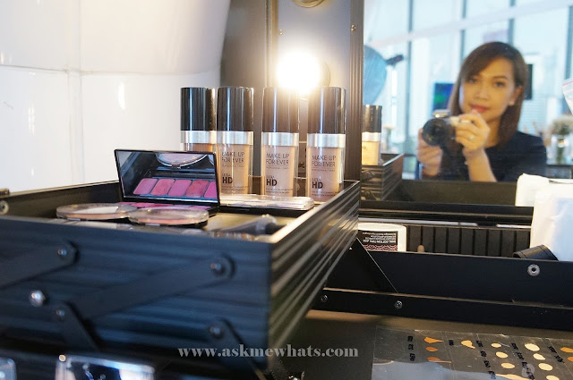 Make Up For Ever Ultra High Definition Complexion Launch photo