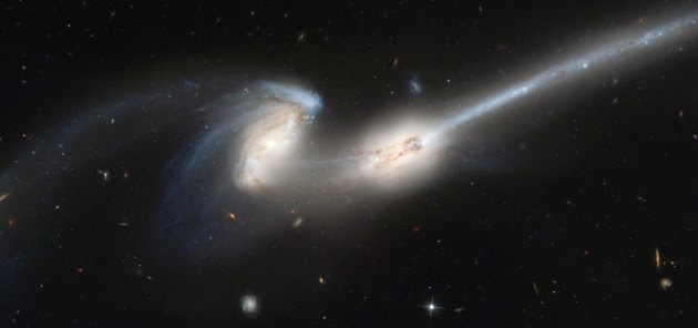 THE MICE GALAXIES