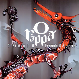 Album art for O Rappa's 5th studio album