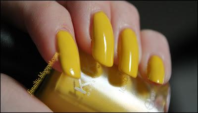 Kiko Canary Yellow