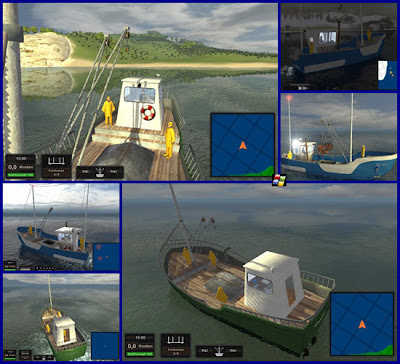 Open Sea Fishing The Simulation PC Game Download img 1
