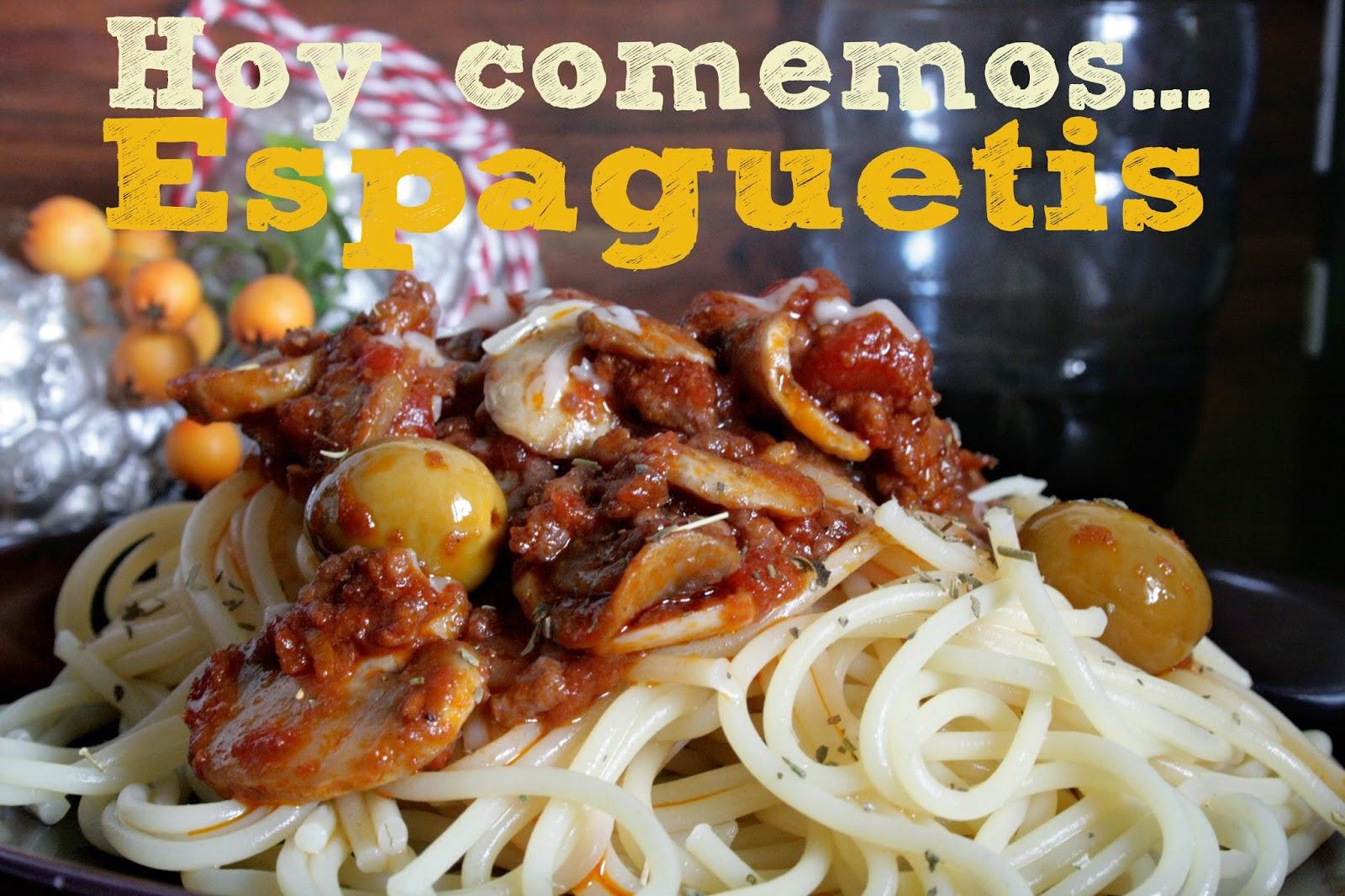 Recetas De Cocina Espaguetis | Recetas De Cocina Cuisiname