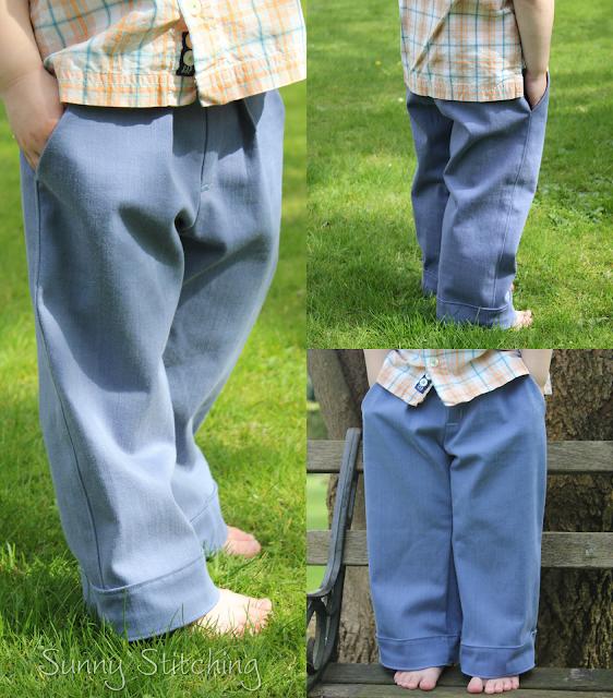 Little Heartbreaker Pants