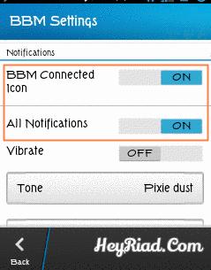 Icon BBM sering hilang