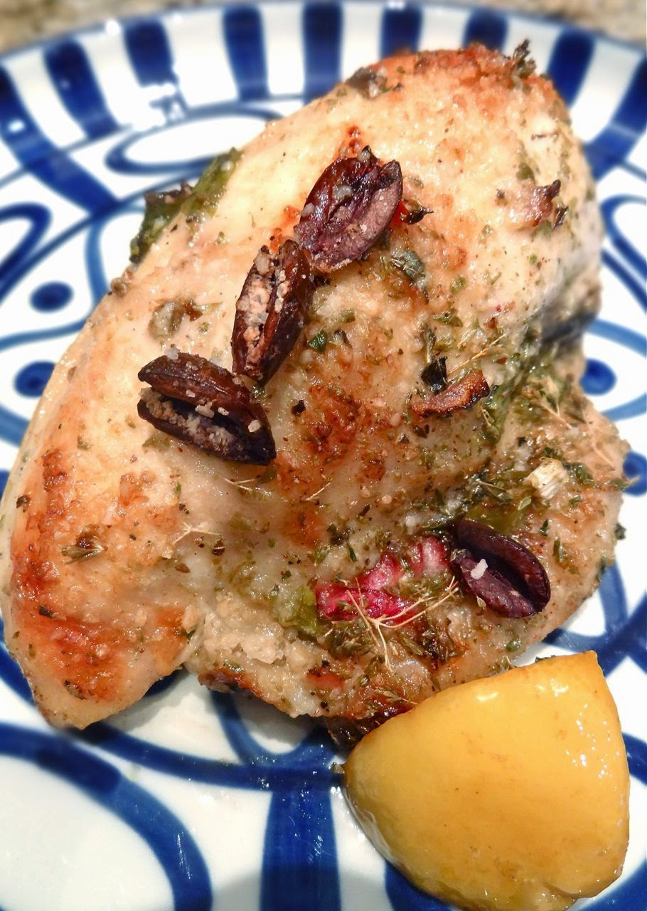 Consider, Roasting a chicken breast for