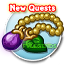 FarmVille Summer Fairy Search Quests Icon New