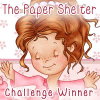 The Paper Shelter Challenge #76 - Going Round and Round