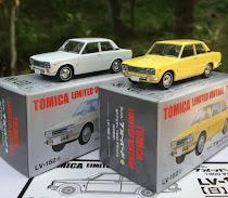 Tomica Limited Vintage Datsun 510 2-door
