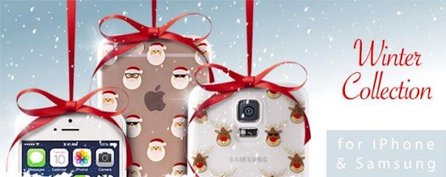 cover da regalare natale 2015 puro iphone 5s 5 6 6s samsung s4 s5