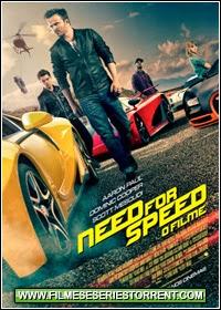 Need For Speed - O Filme Torrent Dual Áudio (2014)