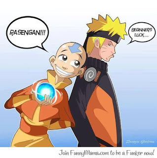 Rasengan Aang