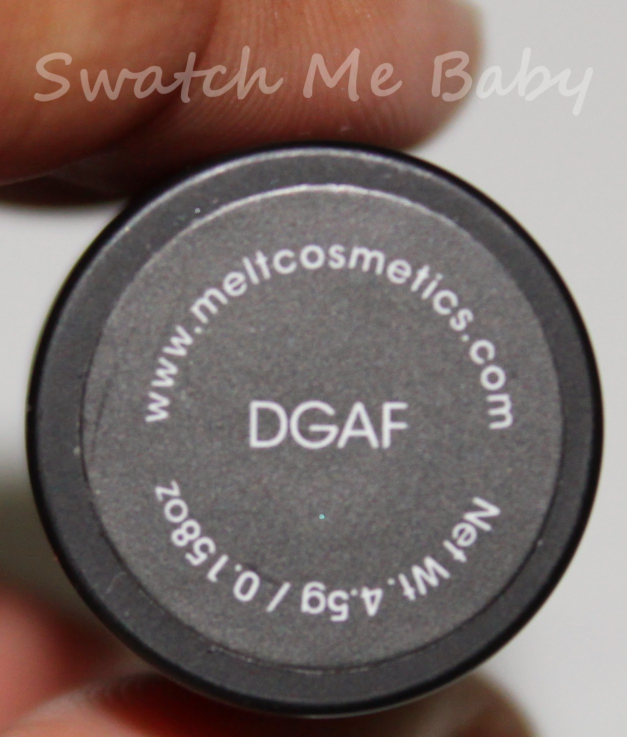 Melt Lipstick in DGAF Label