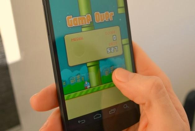 قصة اللعبة التي أصابت كل من يلعبها بإرتفاع الضغط و مرض الأعصاب Flappy Bird