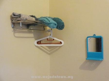 bilik air homestay murah di kelantan