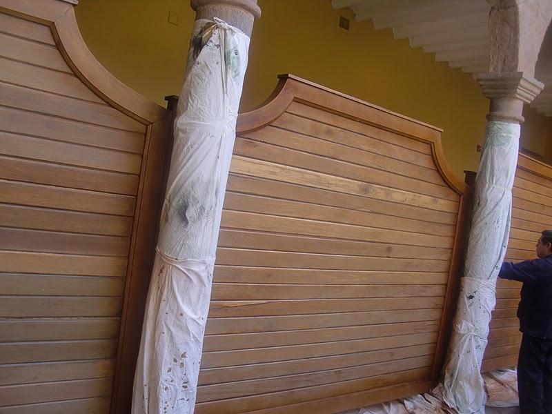 Decoraciones manualidades en madera: como cambiar el tono o color ...