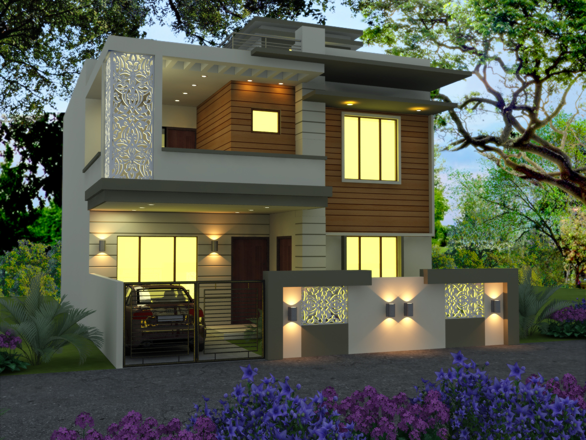 Ghar planner leading house plan and house design for Beautiful home blueprints