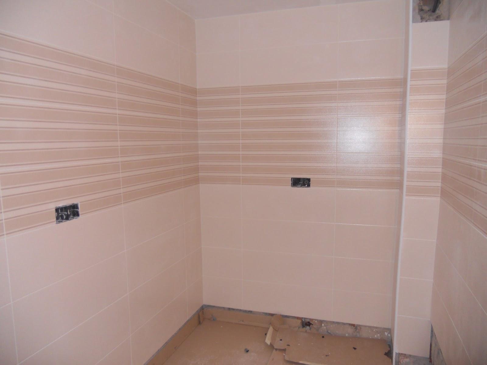 Baños Azulejos Beige:Proyecto Tacuapí: Azulejos de los baños