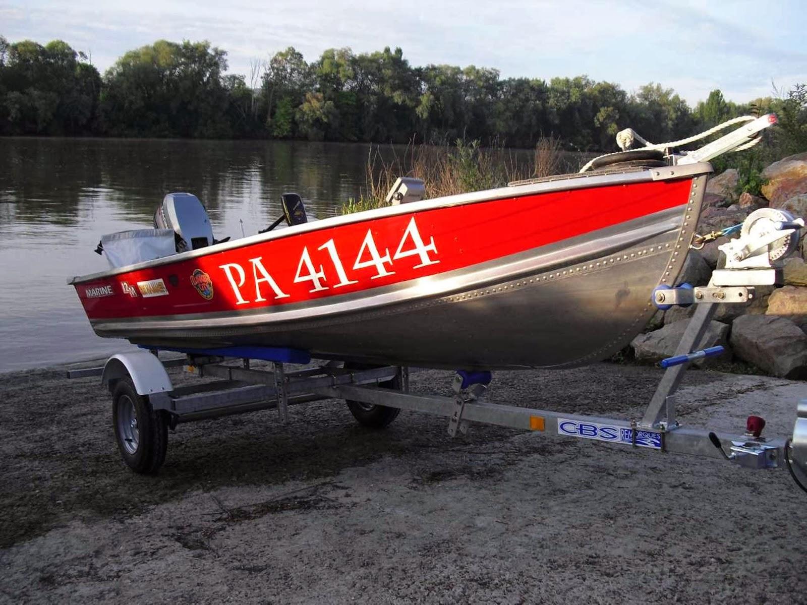 fishing trip  quel bateau choisir