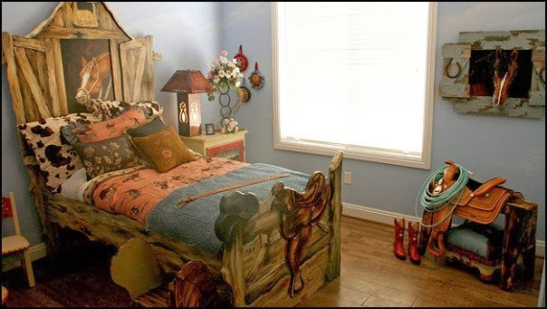 Decorating theme bedrooms maries manor cowboy theme for Cowgirl bedroom ideas