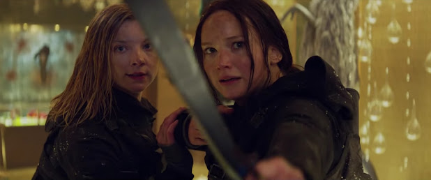 'Mockingjay - Part 2' TV Spot #5 'Will Pay' Lands