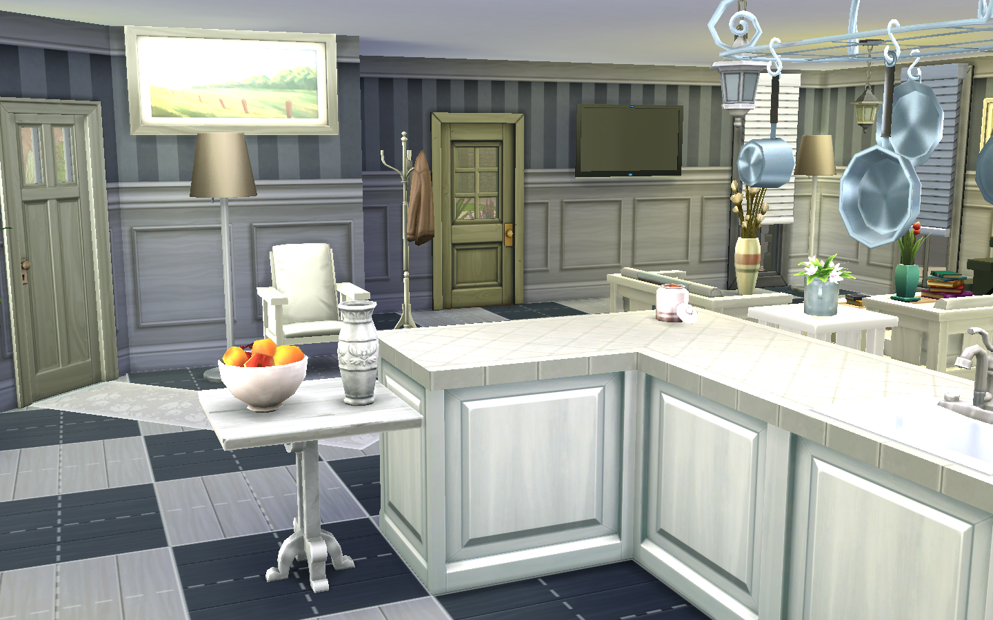 Sims 4 mods for Kitchen ideas sims 4