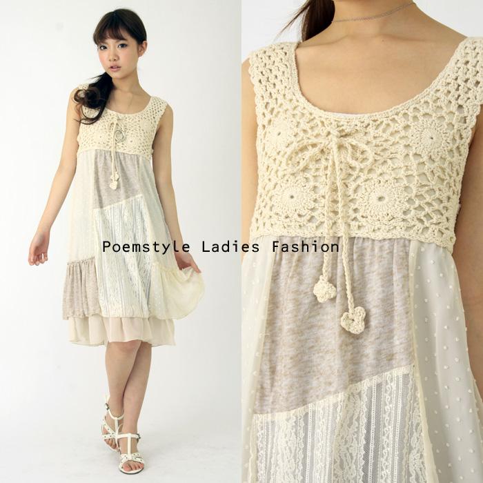 Платье комбинирование ткани и вязания