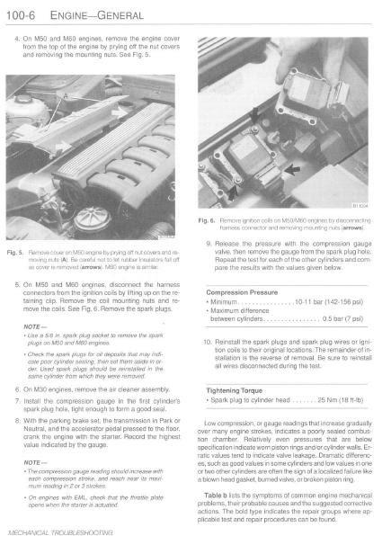 repair   manuals     BMW       5       Series       Service    Manual
