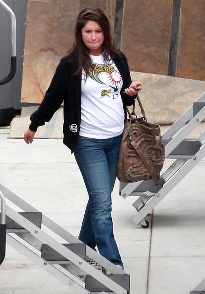 The Immoral Minority: Bristol Palin addresses her bizarre weight gain ...