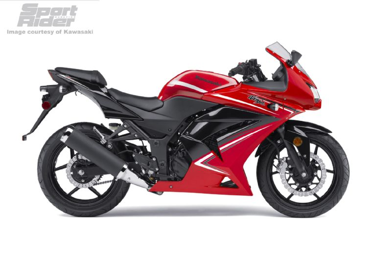 New Kawasaki Ninja 250R 2012   Informations Otomotif