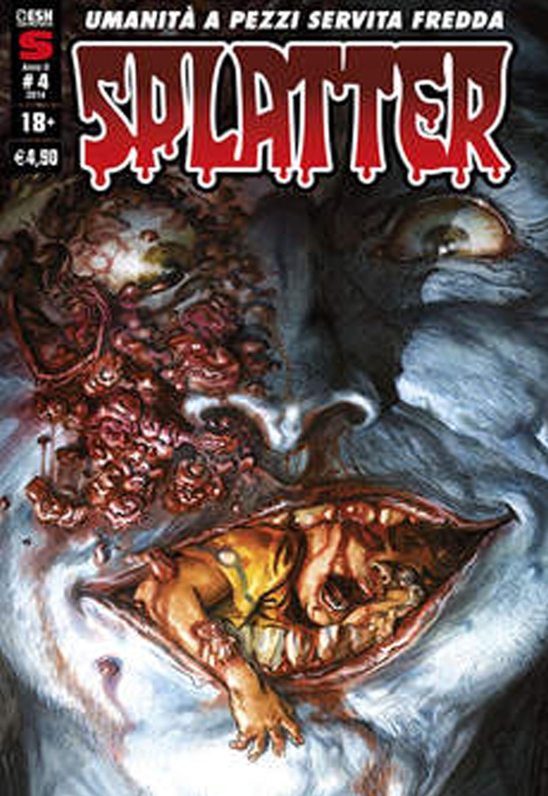 Splatter #4