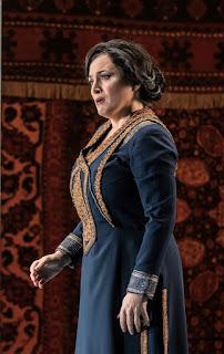 ENO Lady Macbeth of Mtsensk, Patricia Racette, (c) Clive Barda