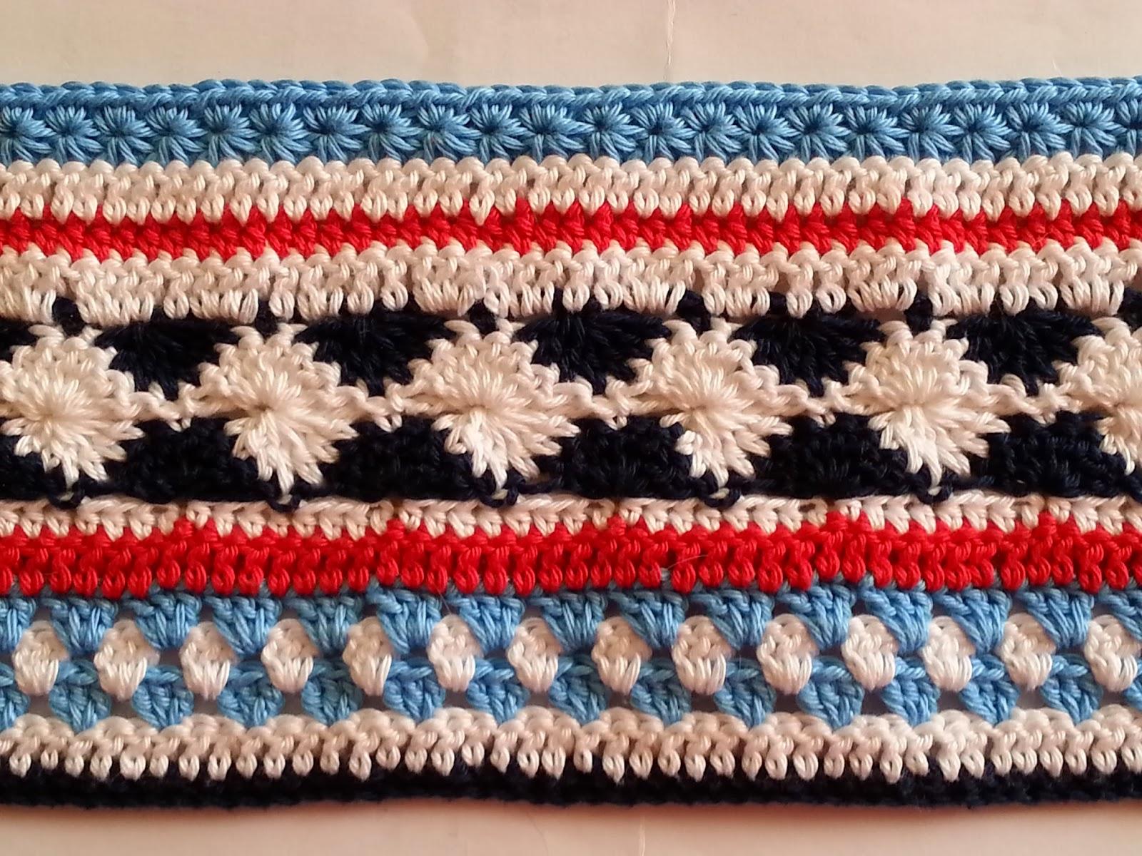 De Creatieve Wereld Van Terray Rectificatie Crochet Along Week 6