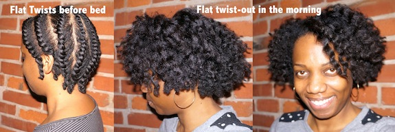 I Flat Twist My Hair Every Night When Wearing A Blow Out To Maintain The Stretched Look