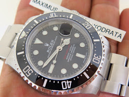 ROLEX SEADWELLER RED 43mm - ROLEX 126600 50th ANNIVERSARY