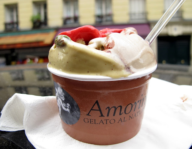 Amorino Paris - Glace inimitabile