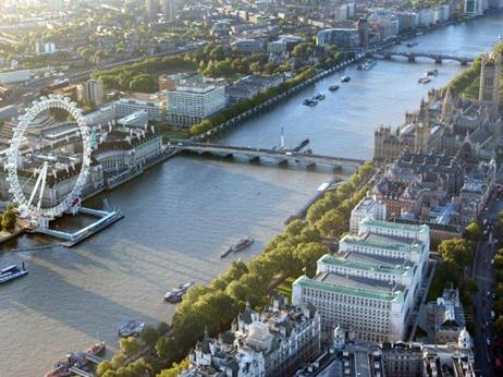 Helicopter Tours London England