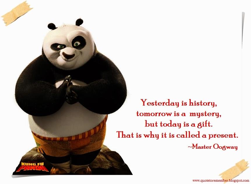 Kung Fu Panda Quotes Inner Peace Digitalspacefo