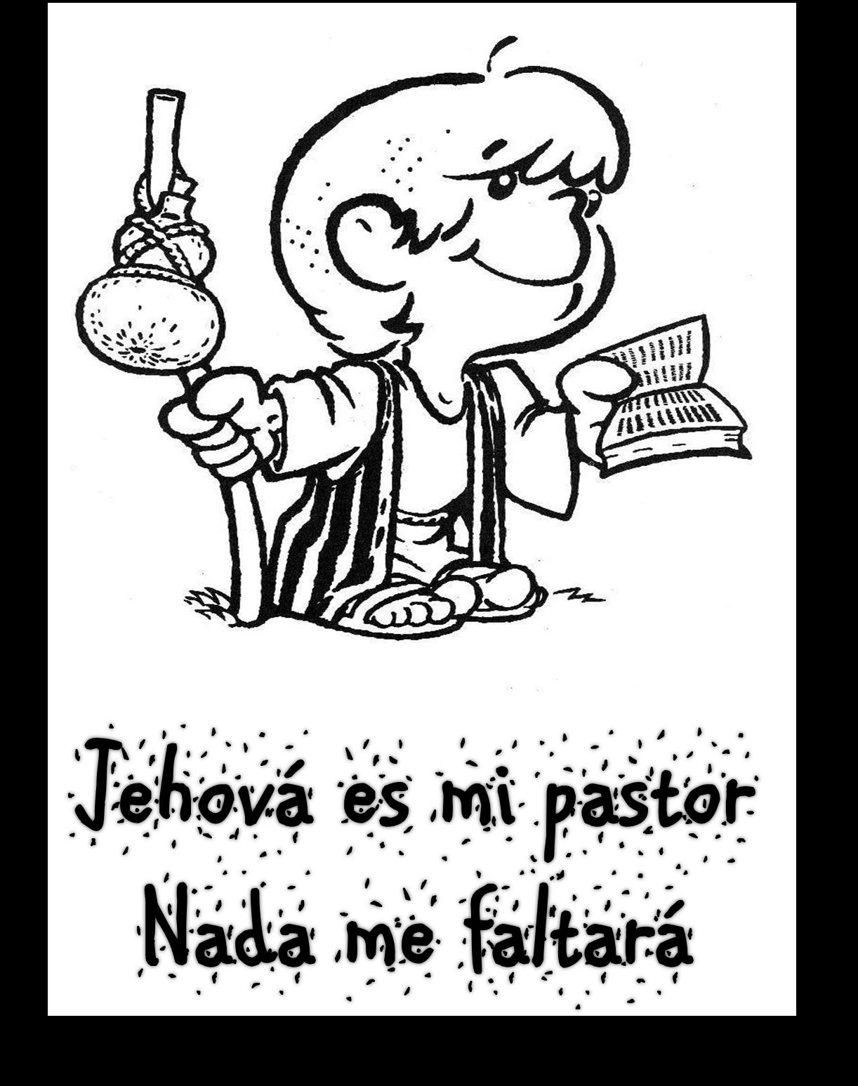Dibujos Cristianos: Dibujos de Misioneros para colorear