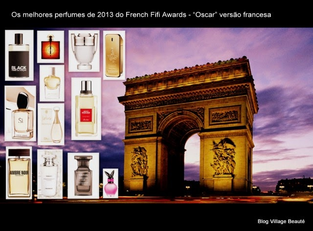 OS MELHORES PERFUMES DE 2013 FRENCH FIFI AWARDS